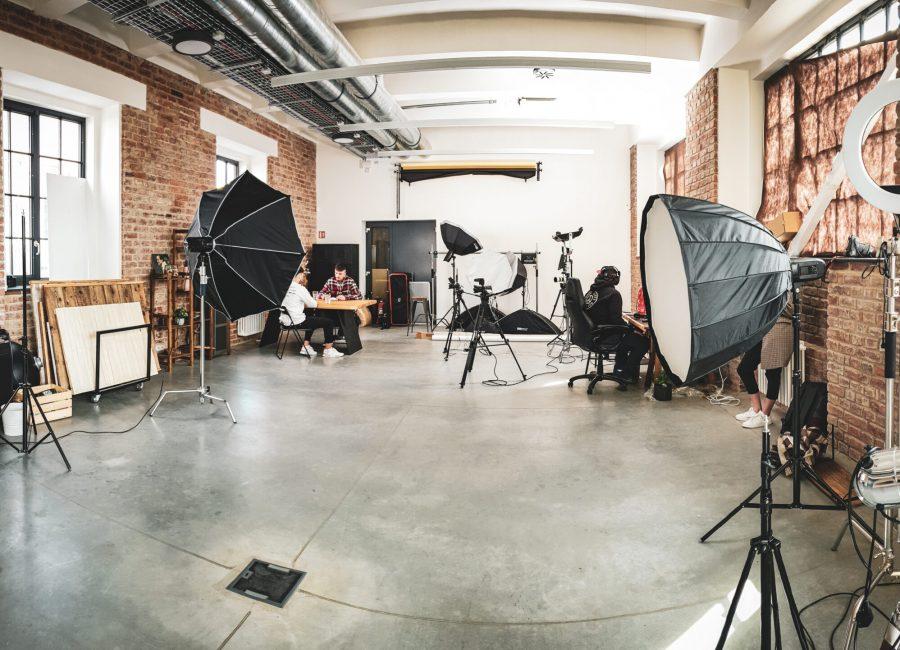 Natáčení rozhovorů pro Fotofest 2021